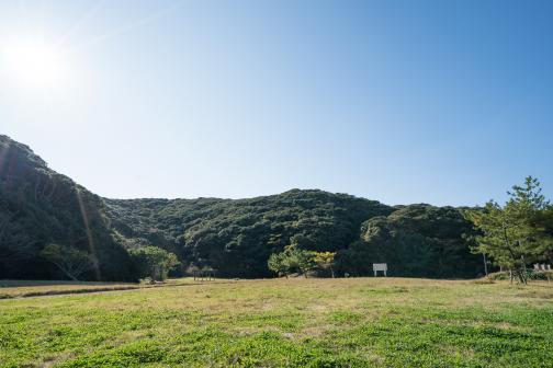 串山キャンプ場-6