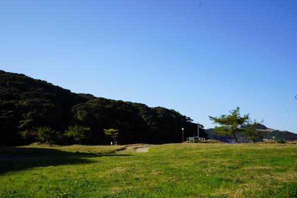 串山キャンプ場-1