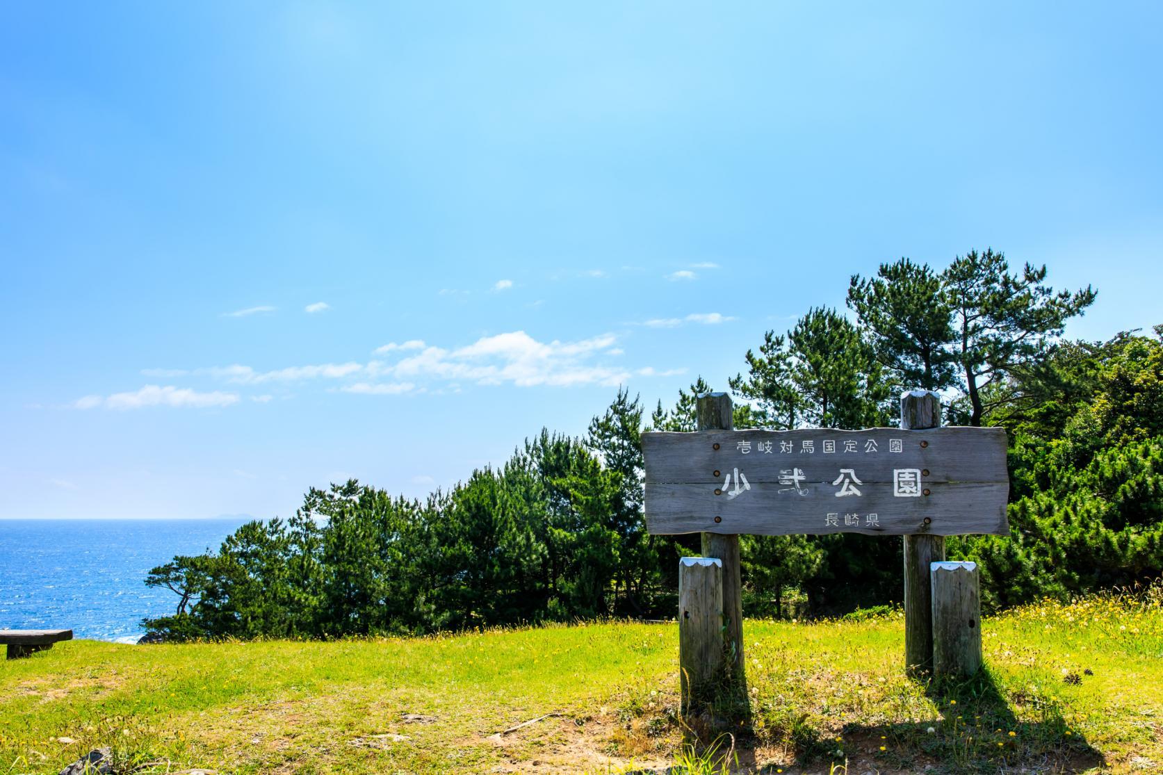少弐公園キャンプ場-1
