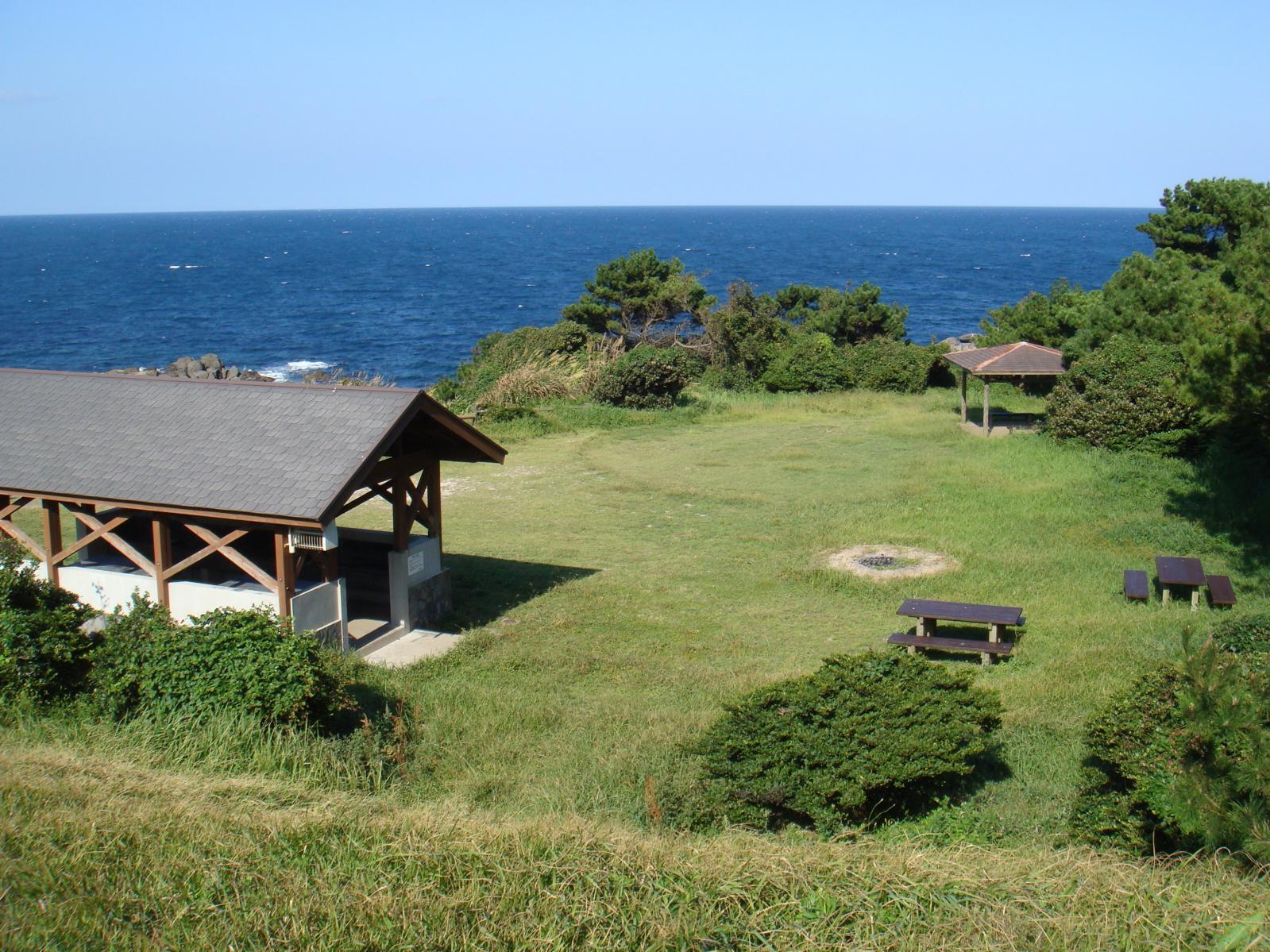 少弐公園キャンプ場-2
