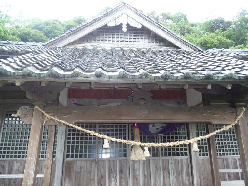 奥浦神社-2