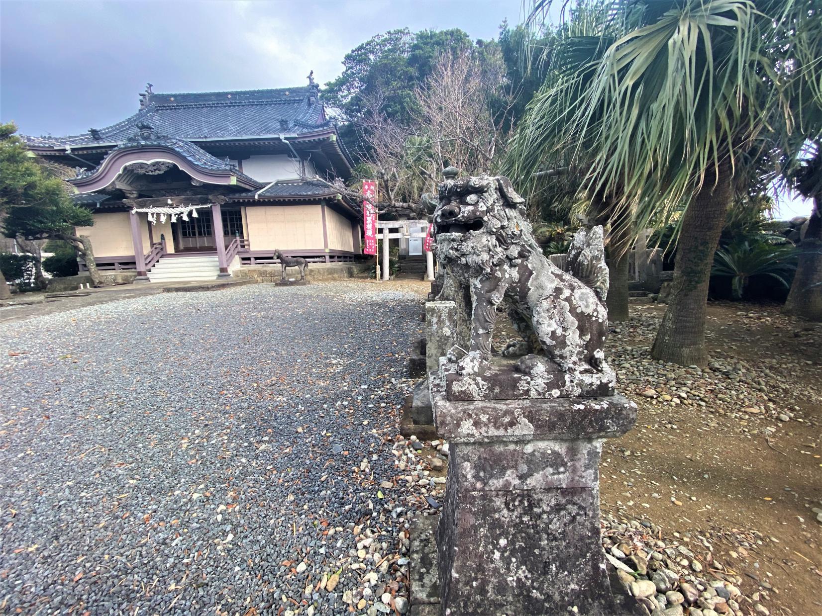 志自岐羽黒神社【太田】-1