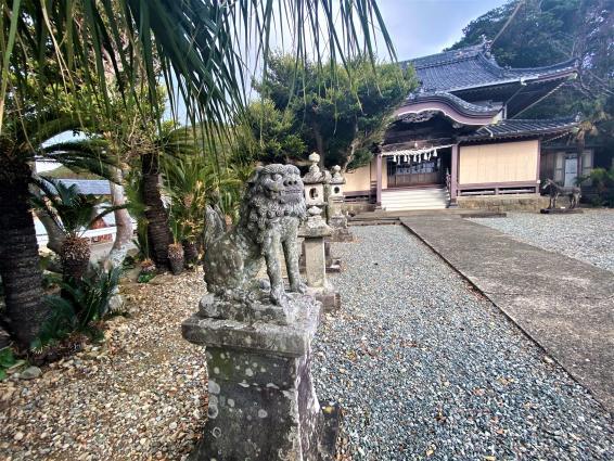 志自岐羽黒神社【太田】-2