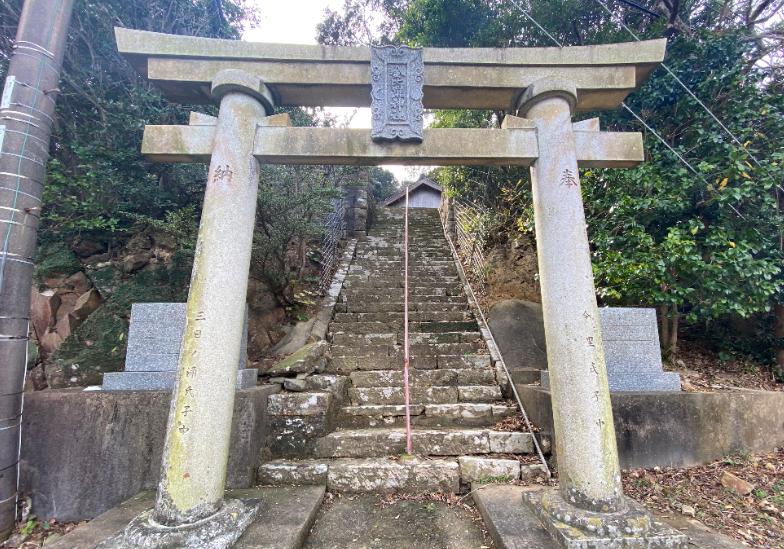 金刀比羅神社【三日ノ浦】-1