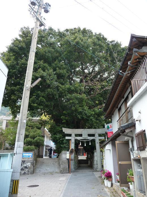 奈良尾神社-7