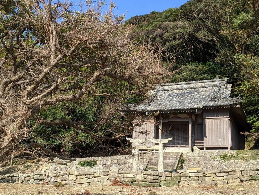 八坂神社【日島】-1