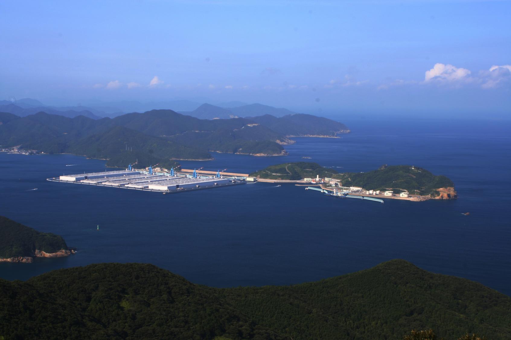 上五島国家石油備蓄基地-1