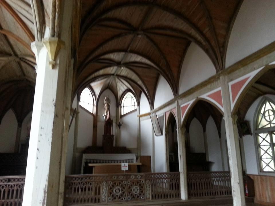 世界遺産の集落と教会巡り(日帰りツアー)-1