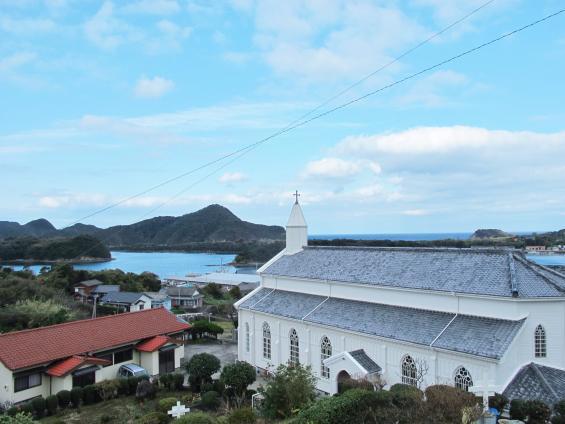 五島の海と教会満喫プラン-1