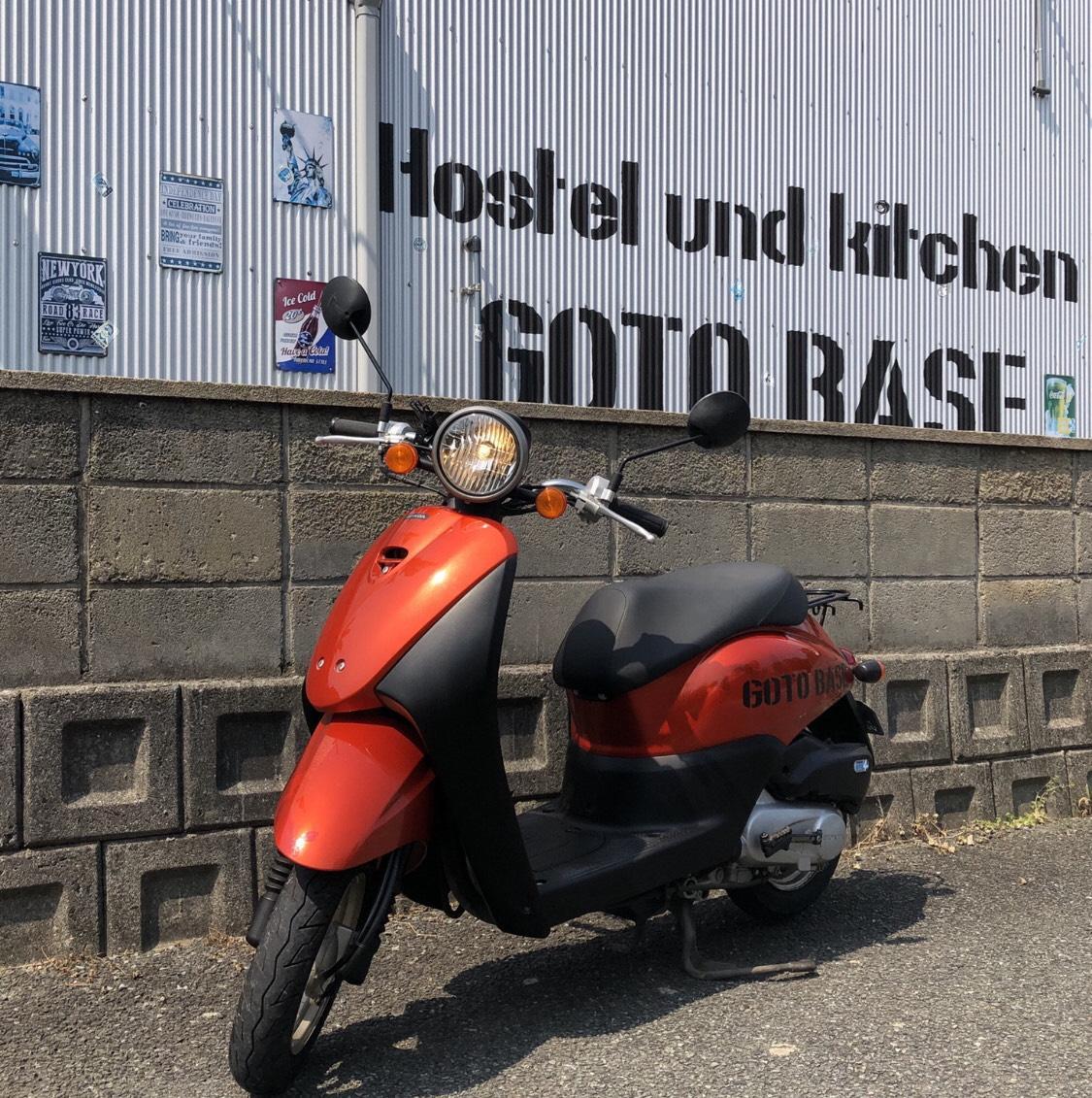 レンタルバイクで観光しよう-1