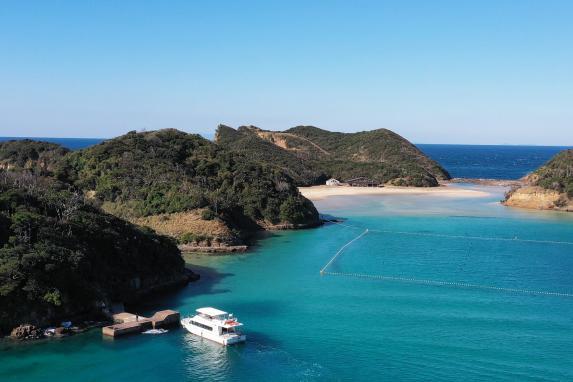 Tatsunoshima Sightseeing Cruise-0