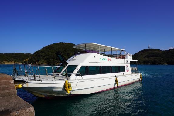 Tatsunoshima Sightseeing Cruise-1