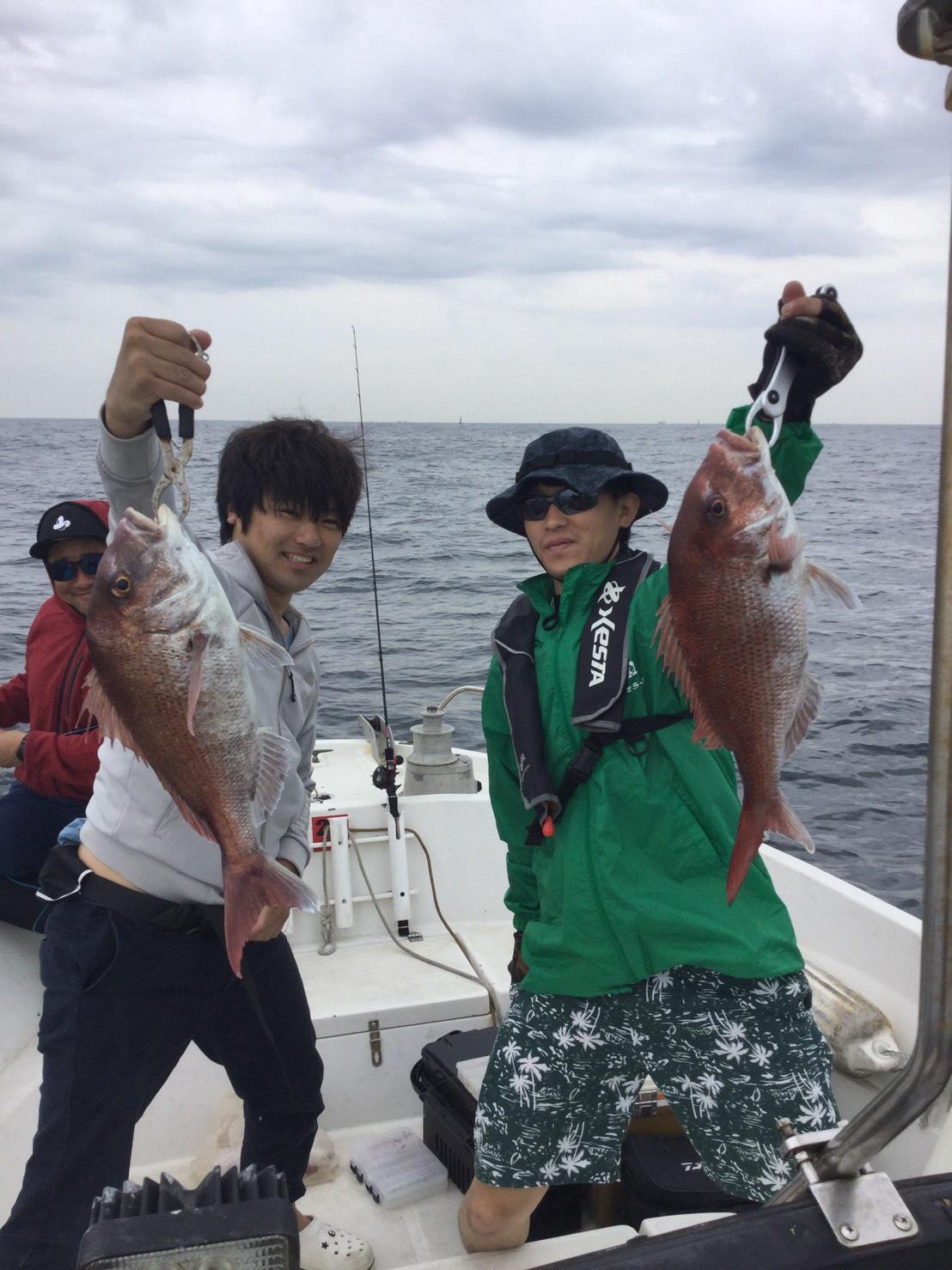 手ぶら!美味!短時間沖釣り体験-1