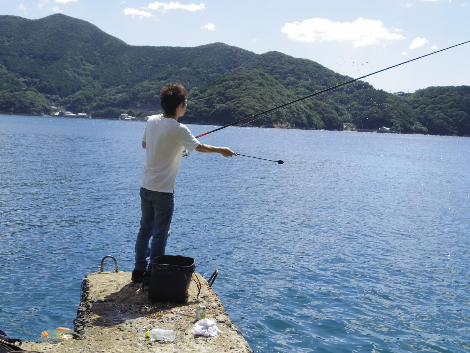 磯釣り体験-1