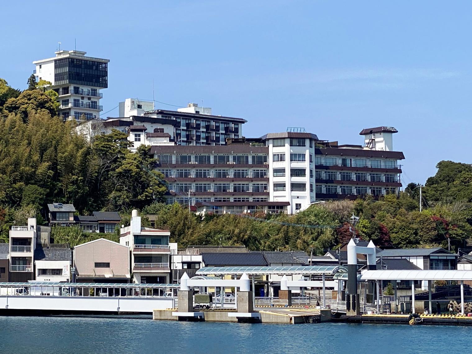 国際観光ホテル旗松亭-1