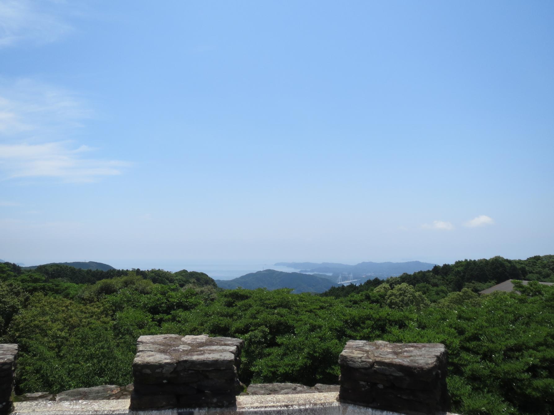 虚空蔵山公園-2