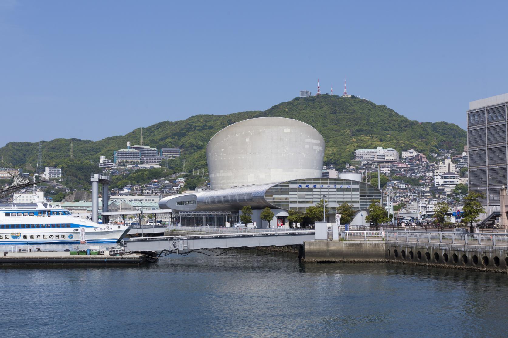 Gunkanjima (Hashima, Battleship Island) Landing & Cruising Tour-6