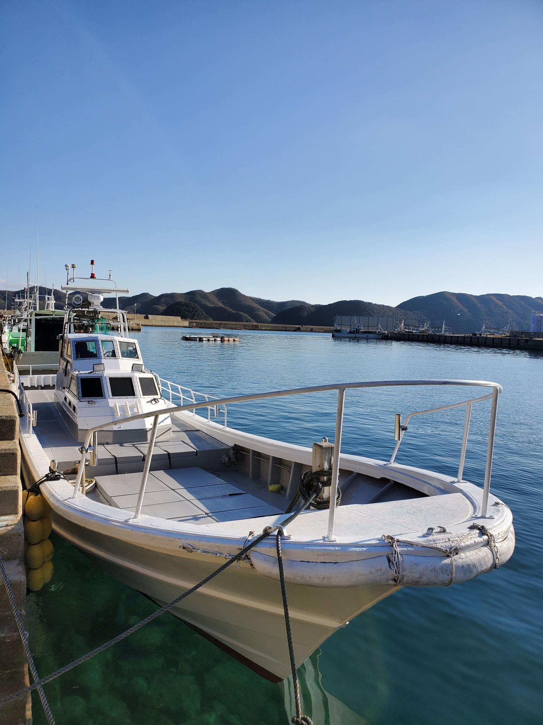 遊漁船 ルアーフィッシング体験-3