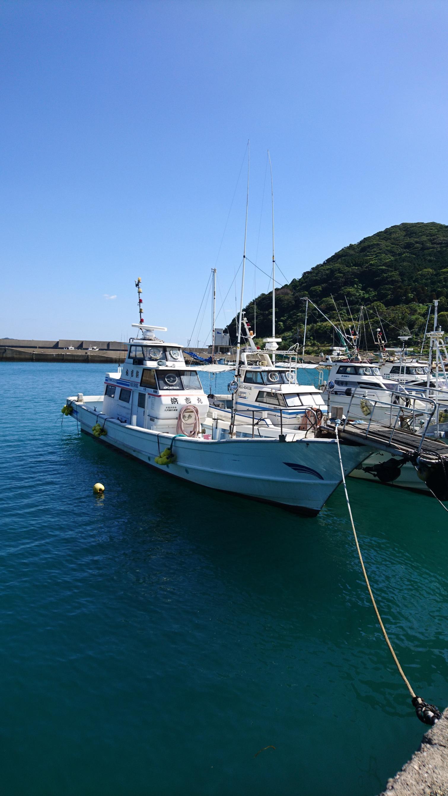 船釣り、瀬釣り体験-1