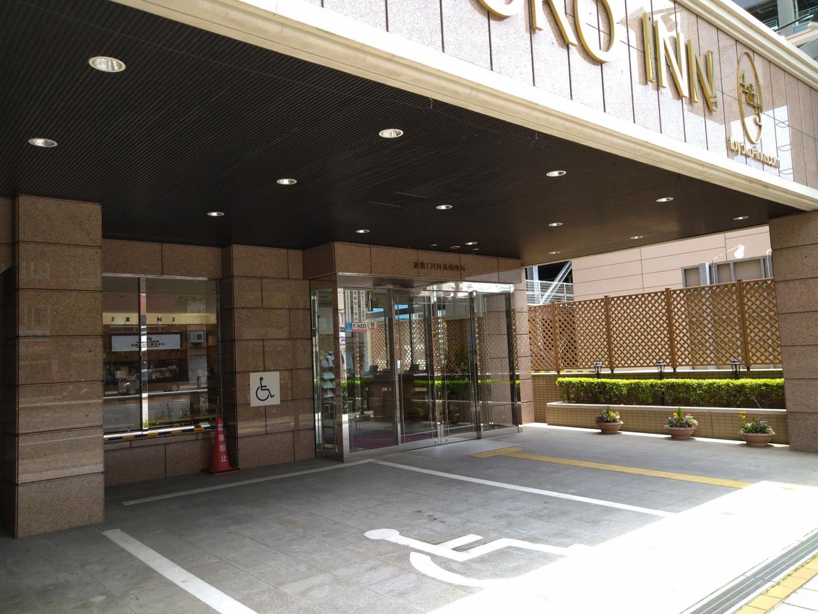 東横イン 長崎駅前-1