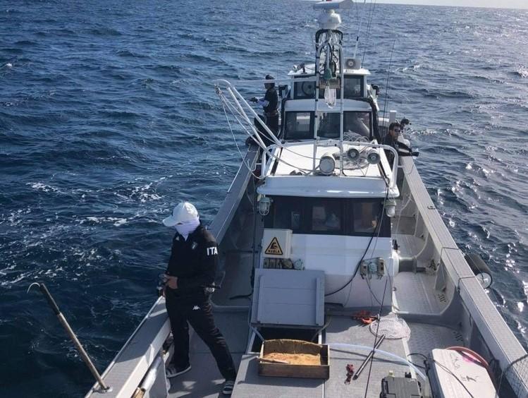 五郎丸と行く船釣り体験-2