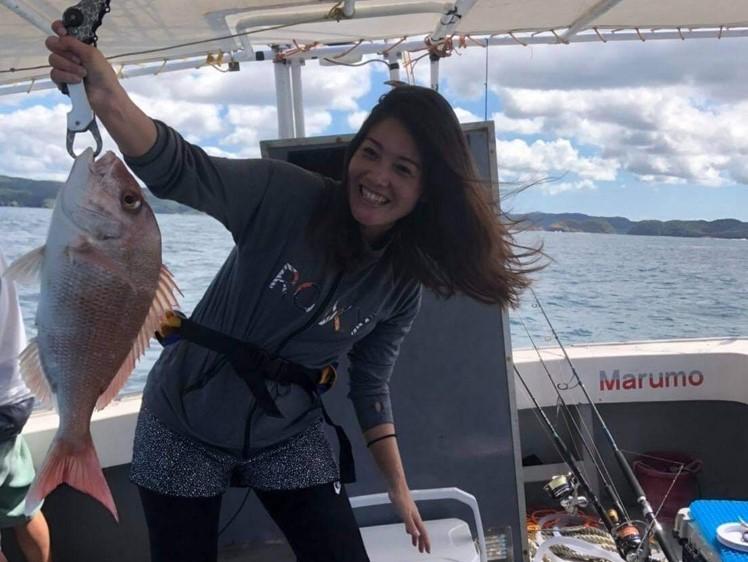 聖昇丸で行く魚釣りツアー-1