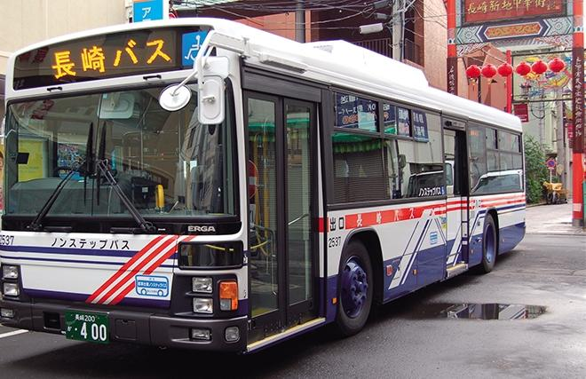 Nagasaki Bus Route Map, 1 day pass APP, & How to Get on the Bus-1