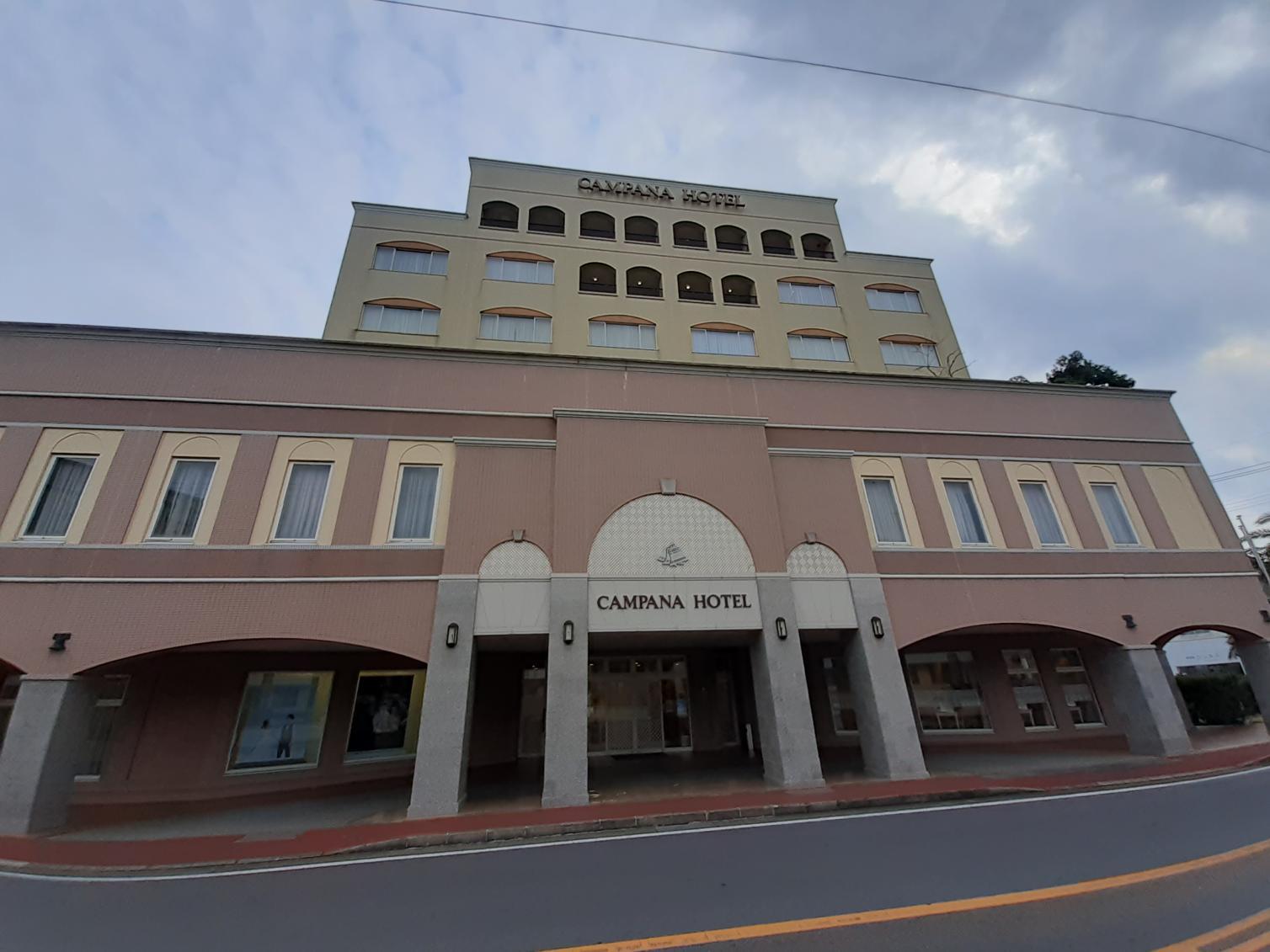 カ ンパーナホテル-1