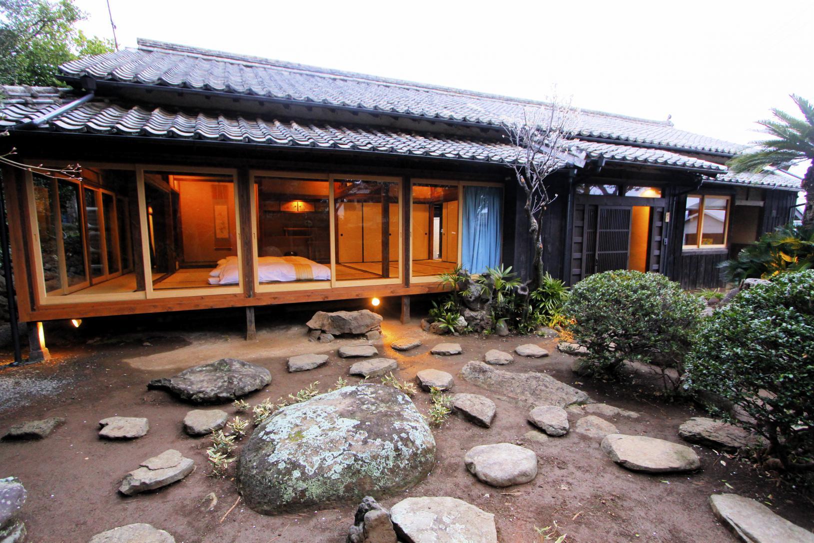 Kominka Experience on Ojika Island-1