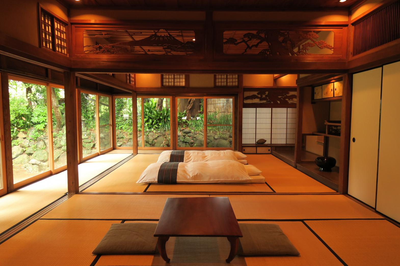 Japanese Folk Houses KOMINKA-1