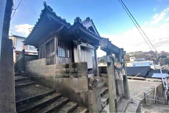 猿田彦神社【奈良尾】-0