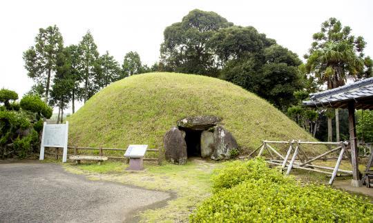 Iki Kofun-gun(Tumulus Cluster)-2
