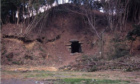 Iki Kofun-gun(Tumulus Cluster)-1