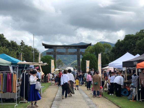 護国神社の庭フェス-3