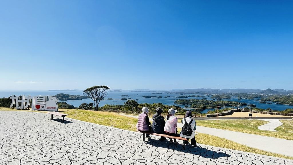 九十九島観光公園-2