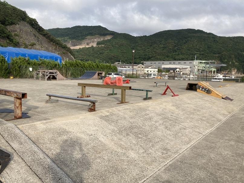 長崎小江スケートパーク-4