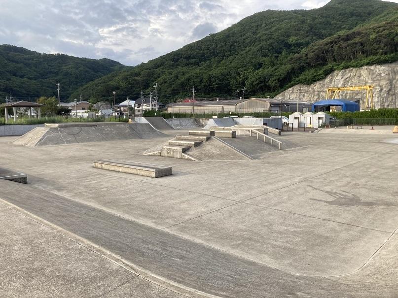 長崎小江スケートパーク-1