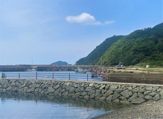 堤海水浴場-2