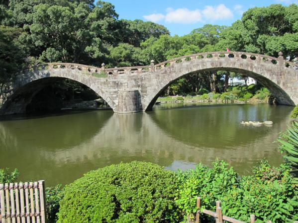 眼鏡橋(諫早公園内)-0