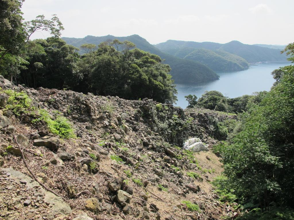 The Ruins of Kaneda Castle-1