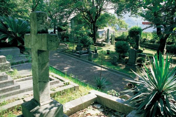 大浦国際墓地-1