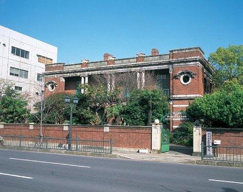 旧長崎英国領事館-1