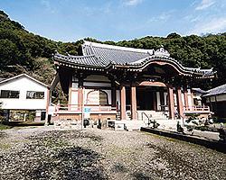 正覚寺(南蛮寺跡)-1