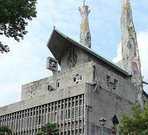 聖フィリッポ・デ・ヘスス教会-1