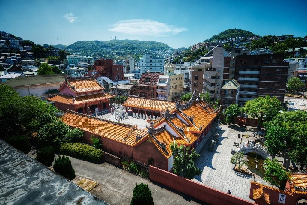 나가사키 공자묘 중국역대박물관 (長崎孔子廟 中国歴代博物館)-1