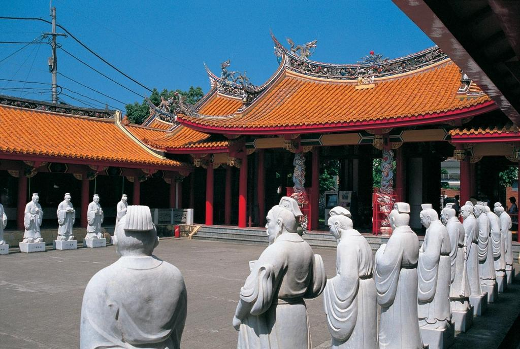 Confucian Shrine & Historical Museum of China-4
