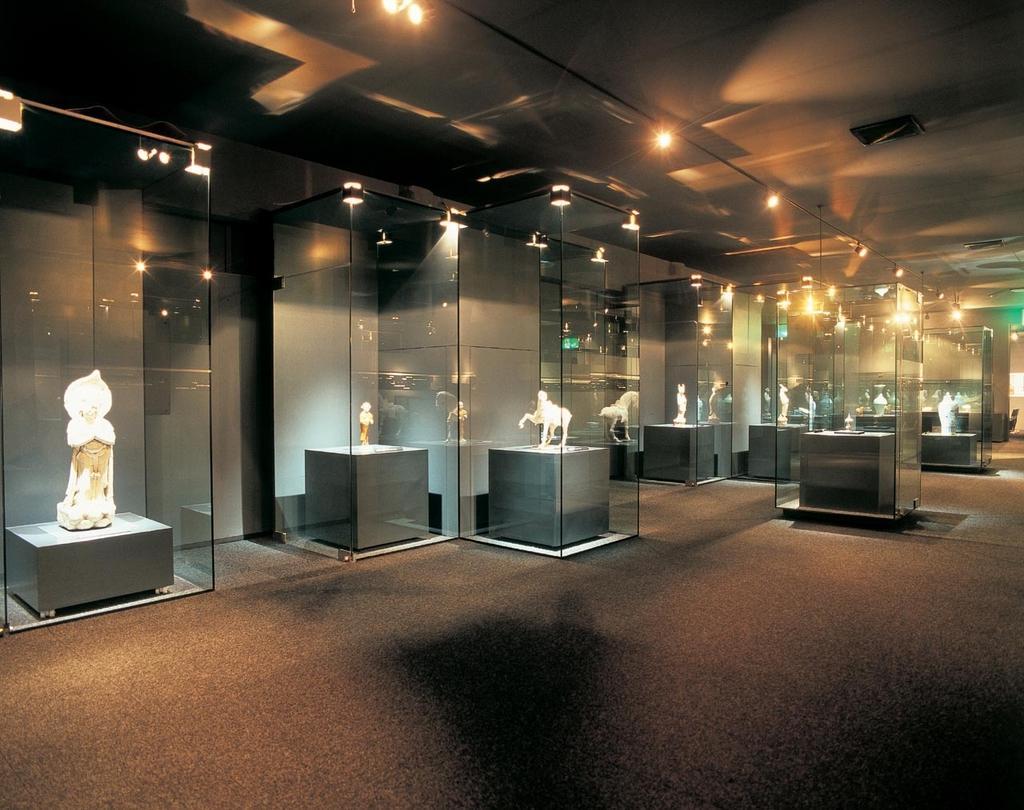 나가사키 공자묘 중국역대박물관 (長崎孔子廟 中国歴代博物館)-2