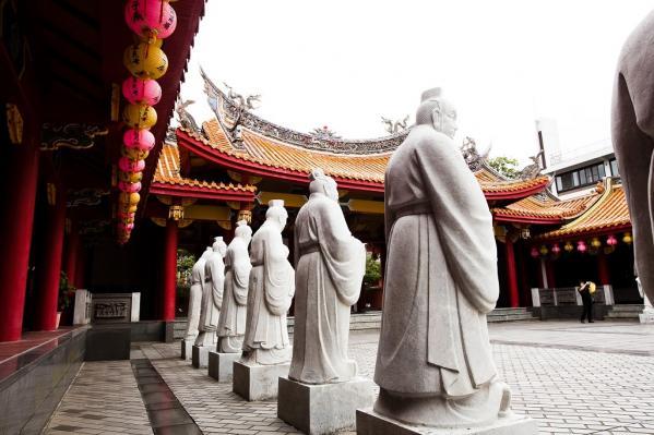 나가사키 공자묘 중국역대박물관 (長崎孔子廟 中国歴代博物館)-5