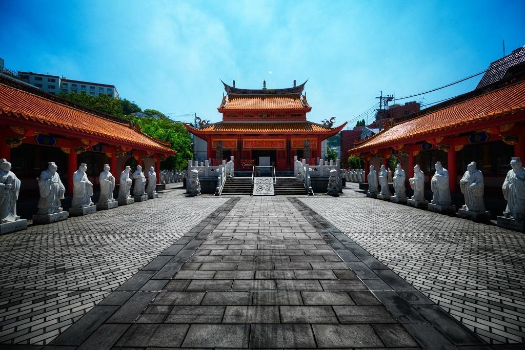 【Day 1】Confucian Shrine & Historical Museum of China-1