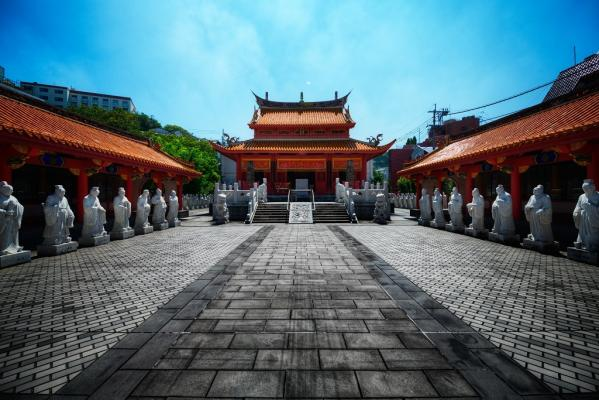 Confucian Shrine & Historical Museum of China-0